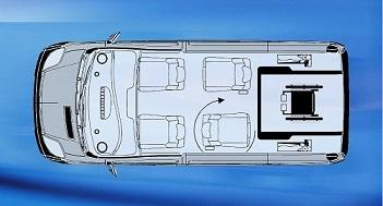 Opel MT Bestuhlung
