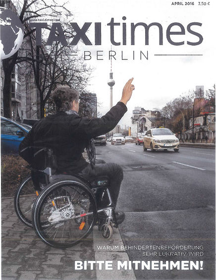 TaxiTimes Berlin April 2016