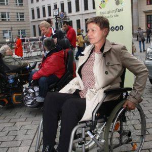 Elke Breitenbach (Foto: SoVD)