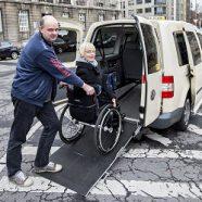 Veranstaltungsankündigung: Fünf Inklusionstaxis für Berlin – Ein weiterer Schritt in Richtung barrierefreie Mobilität